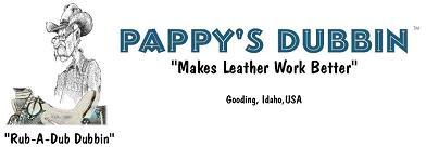 Logo Pappy's Dubbin Official Website